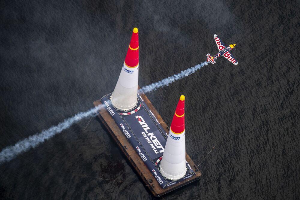 Zawody Red Bull Air Race World Championship w Japonii