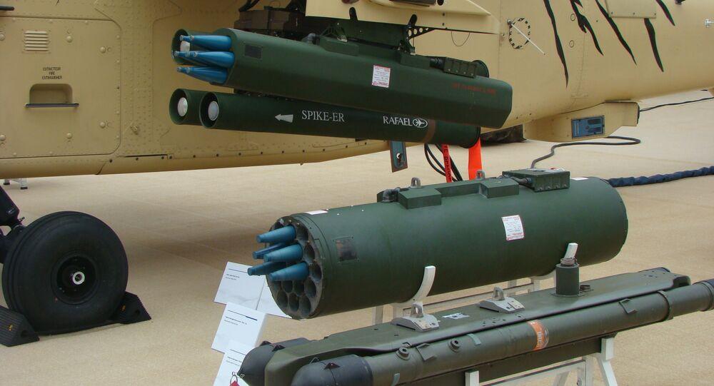 Przeciwpancerny system rakietowy Spike