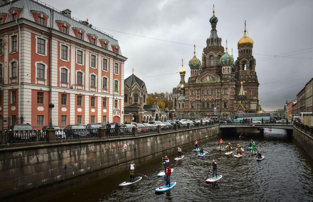 Kanał Gribojedowa, Sankt Petersburg