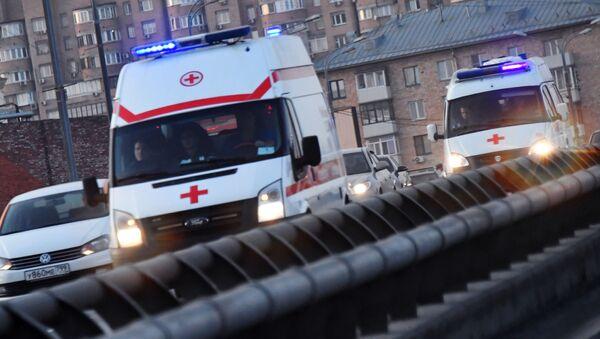 Ambulans - Sputnik Polska