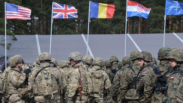Batalion NATO w Polsce - Sputnik Polska