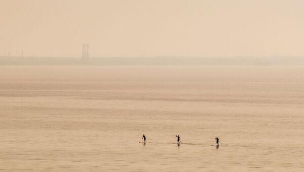 Surfing na Cyprze - Sputnik Polska