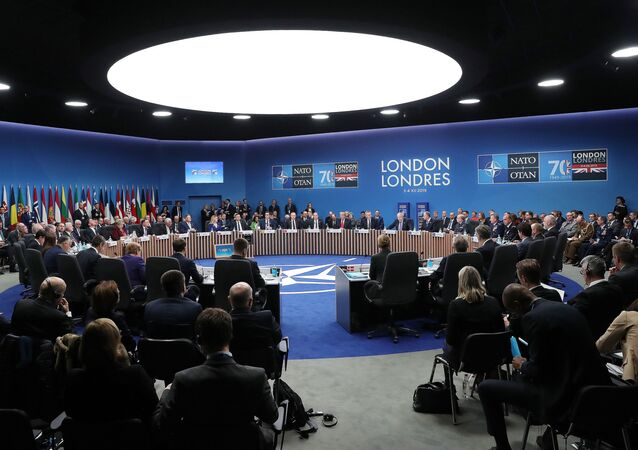 Jubileuszowy szczyt NATO w Londynie