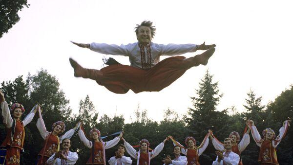 Taniec ludowy - Sputnik Polska