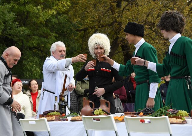 Festiwal wina w Abchazji