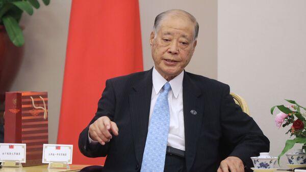 Były minister obrony Japonii Tokuichiro Tamazawa - Sputnik Polska