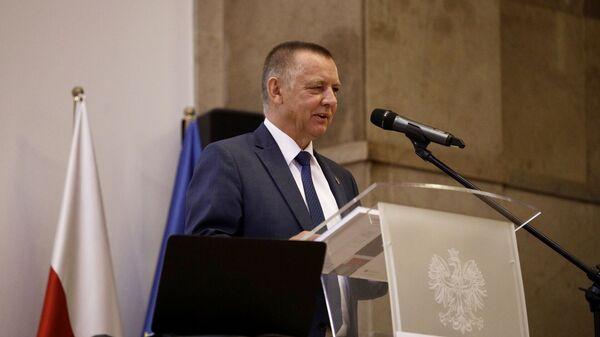 Prezes NIK Marian Banaś - Sputnik Polska