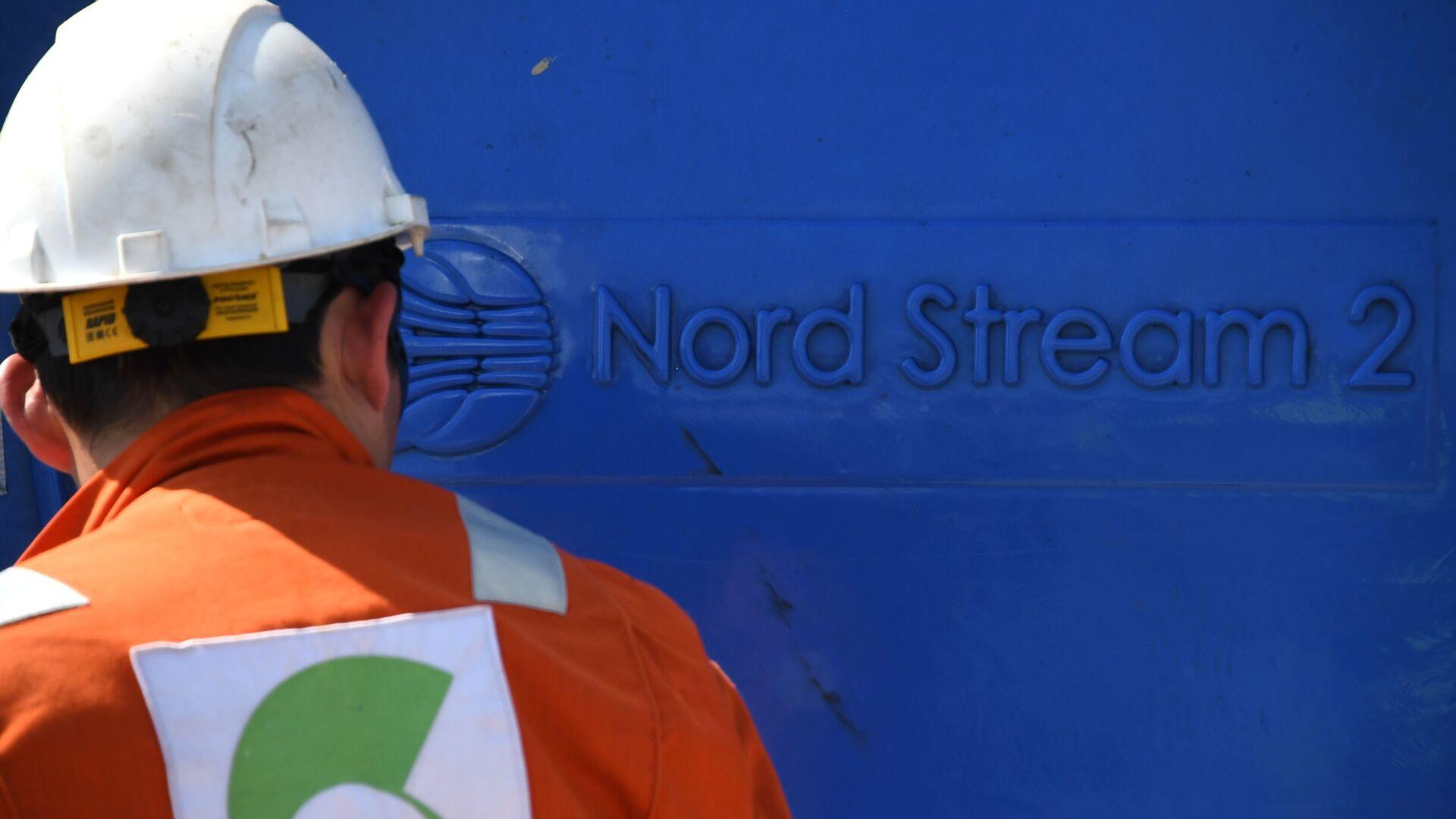 Budowa Nord Stream 2 - Sputnik Polska, 1920, 07.02.2021
