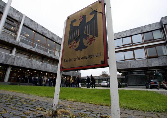 Budynek Federalnego Sądu Konstytucyjnego Niemiec