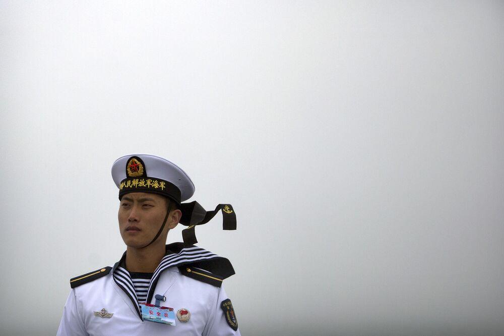 Chiński marynarz