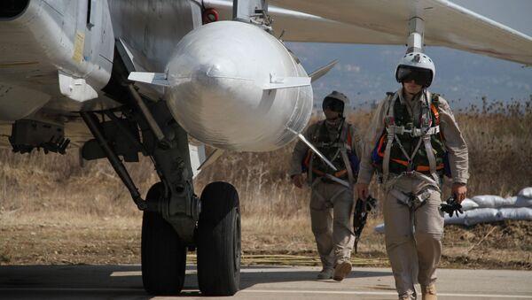 Rosyjska operacja w Syrii - Sputnik Polska