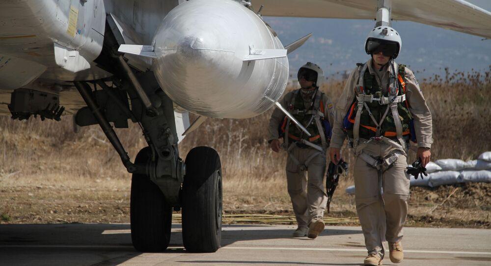 Rosyjska operacja w Syrii