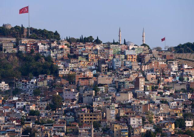 Widok na miasto Izmir
