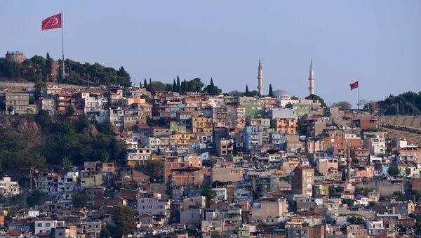 Widok na miasto Izmir - Sputnik Polska