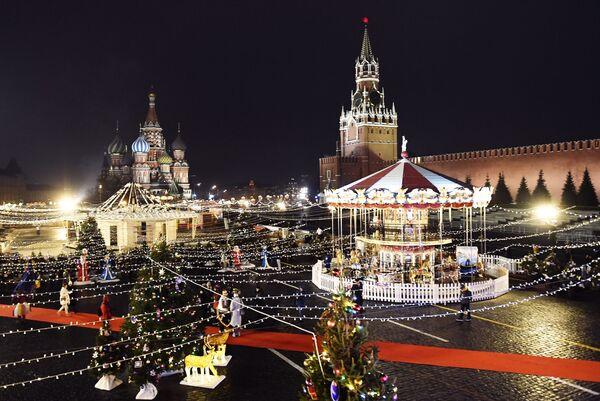 Plac Czerwony, Rosja - Sputnik Polska