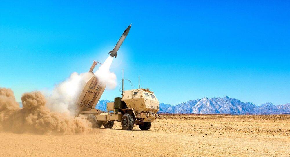 Pocisk Precision Strike Missile (PrSM) klasy ziemia-ziemia