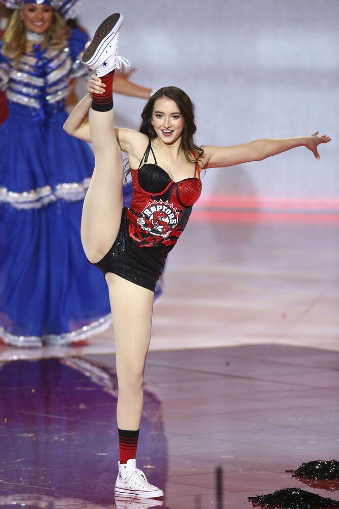 Kanadyjka Naomi Colford