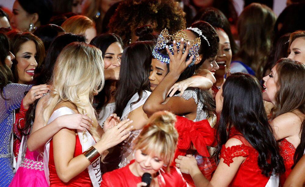 Finał konkursu Miss Świata 2019