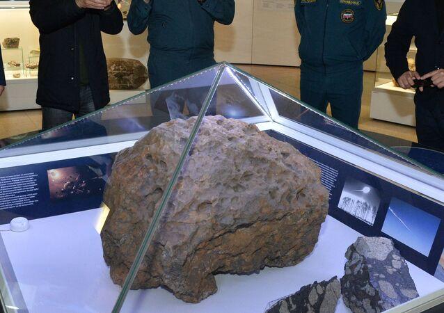 Meteoryt w Czelabinskie