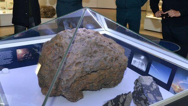 Meteoryt w Czelabinskie - Sputnik Polska