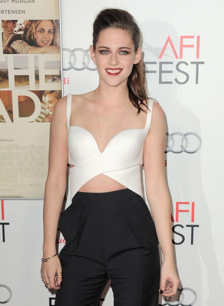 Kristen Stewart w 2012 roku