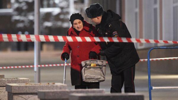 Strzelanina przy siedzibie FSB w Moskwie - Sputnik Polska