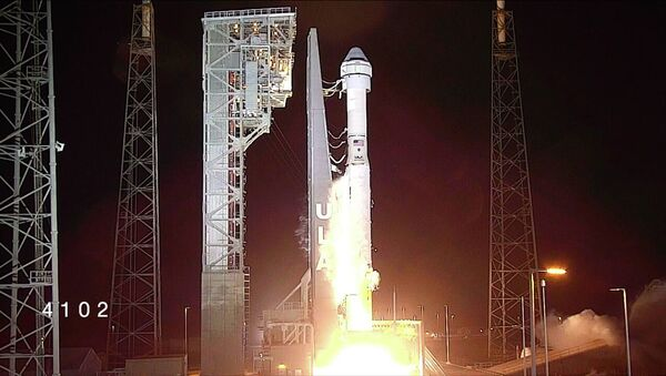Pierwszy testowy lot statku Starliner rozpoczął się w piątek, 20 grudnia startem z kosmodromu Cape Canaveral na Florydzie. - Sputnik Polska
