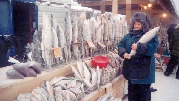 Mrożona ryba - Sputnik Polska