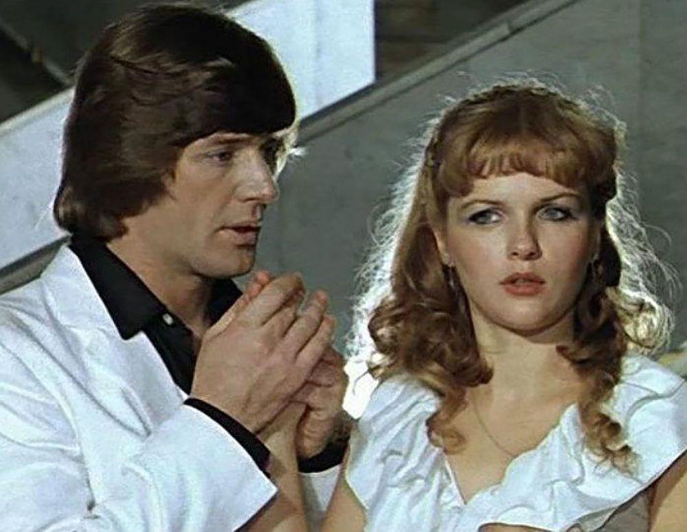 "Radziecki film ""Charodei"", 1982 rok"