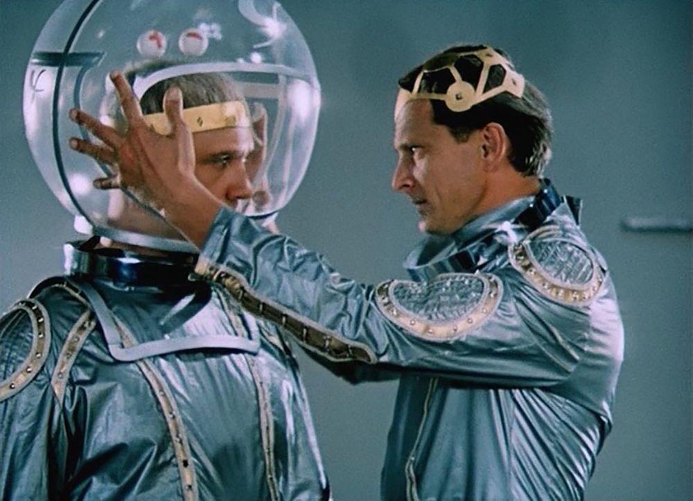 """Radziecki film """"Ta śmieszna planeta"""", 1973 rok"""