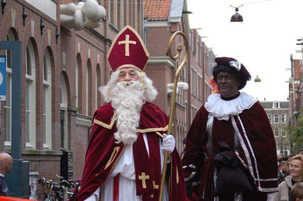Sinterklaas w Belgii i Holandii - Sputnik Polska