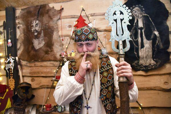 Święty Mikołaj z Ukrainy - Sputnik Polska