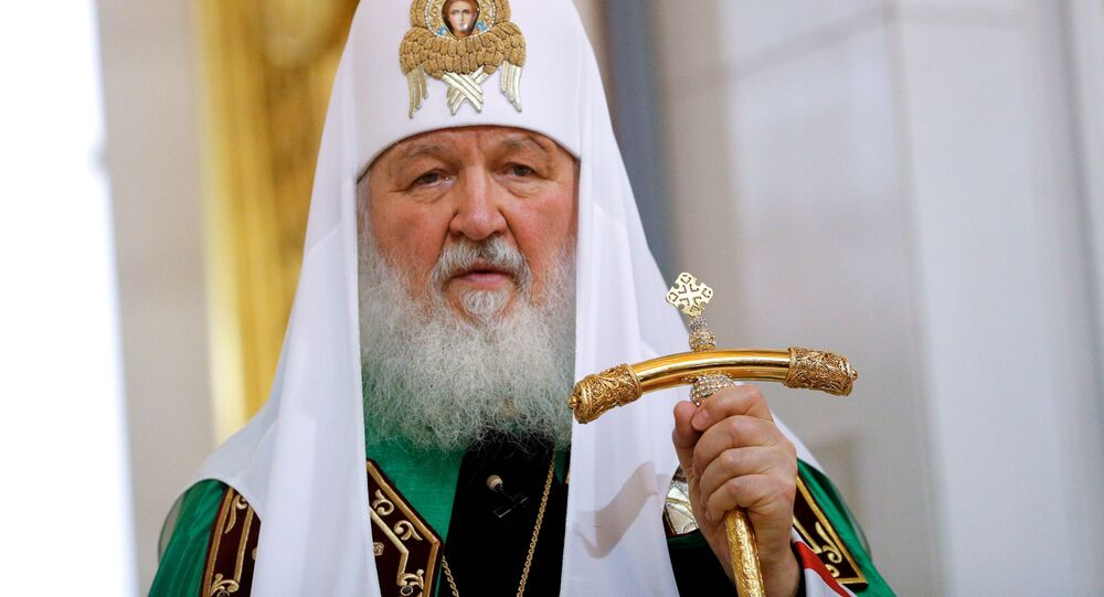 Patriarcha Moskwy i całej Rosji Cyryl