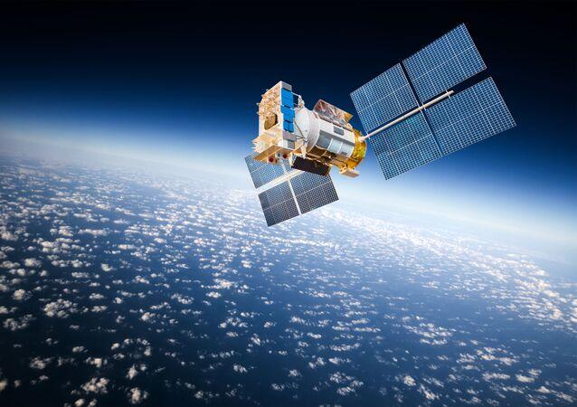 Satelita nad Ziemią