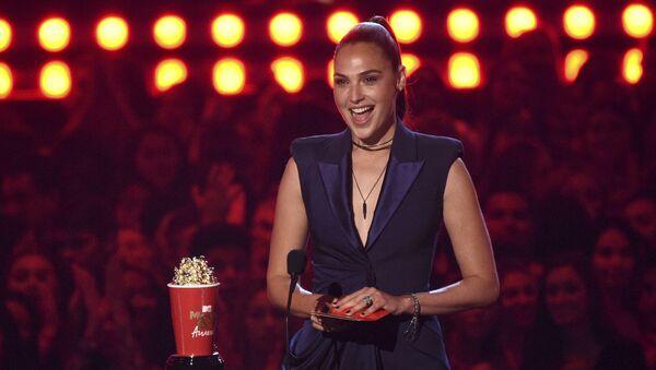 Aktorka Gal Gadot na ceremonii MTV Movie and TV Awards 2019 - Sputnik Polska
