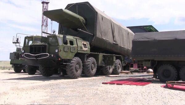 """System rakietowy """"Awangard"""" - Sputnik Polska"""