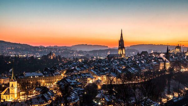 Berno, Szwajcaria - Sputnik Polska
