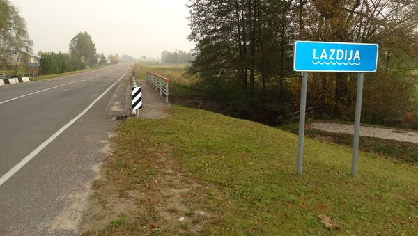Lazdija, Litwa - Sputnik Polska