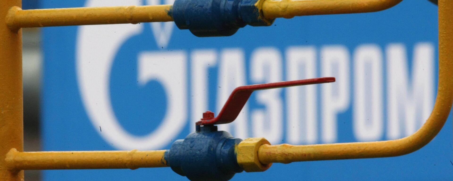 Logo Gazpromu - Sputnik Polska, 1920, 17.05.2021