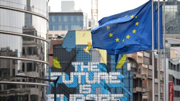 Siedziba UE w Brukseli - Sputnik Polska