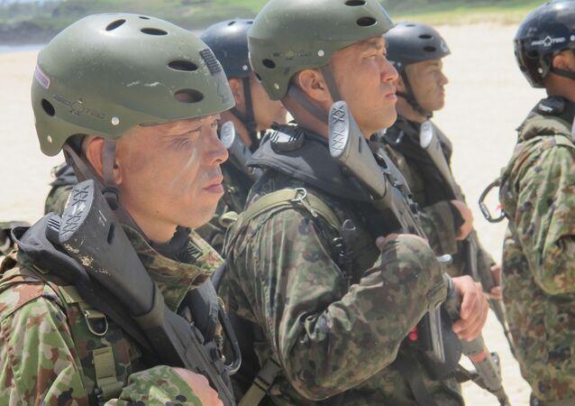 Japońscy wojskowi