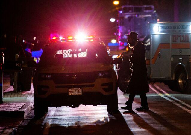 Atak nożownika w Nowym Jorku