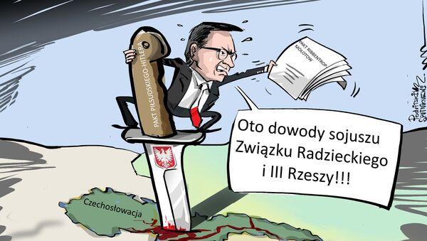 Kłótnie o II wojnę światową - Sputnik Polska