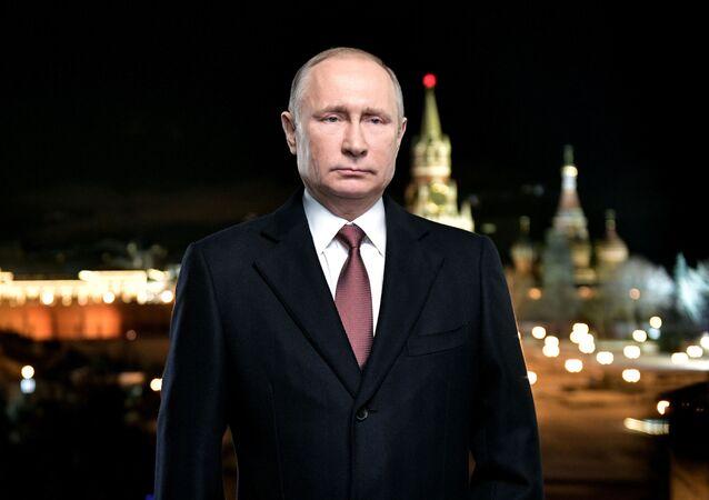 Noworoczne orędzie Władimira Putina