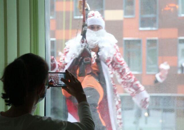 Profesjonalni Mikołajowie