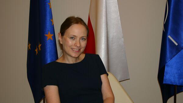 Katarzyna Pełczyńska-Nałęcz, ambasador RP w Rosji - Sputnik Polska