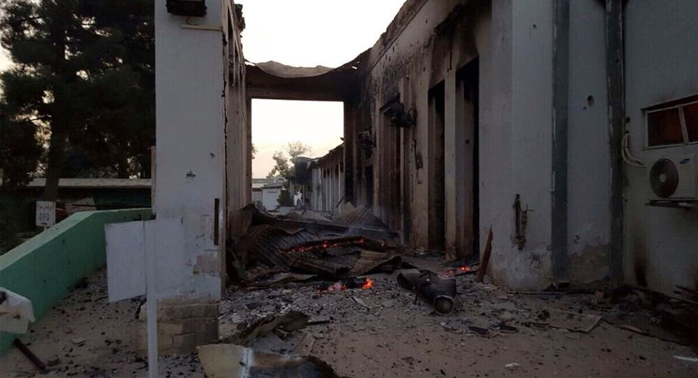 Szpital Lekarzy bez Granic w Kunduzie