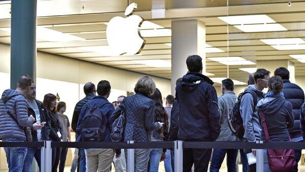Schlep Apple w Niemczech - Sputnik Polska