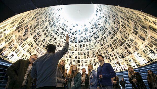 Muzeum w instytucie Yad Vashem (Instytut Pamięci Męczenników i Bohaterów Holocaustu w Jerozolimie) - Sputnik Polska