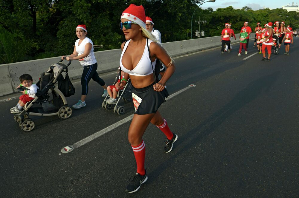Wyścigi Santa Claus Run